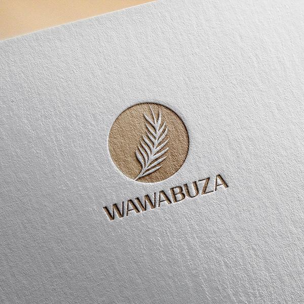 로고 디자인 | 와와부자(WAWABUZA) | 라우드소싱 포트폴리오