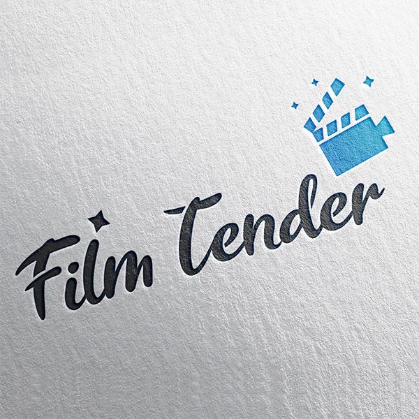 로고 디자인 | film tender | 라우드소싱 포트폴리오
