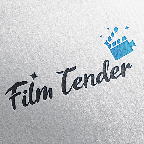 로고 디자인   film tender   라우드소싱 포트폴리오