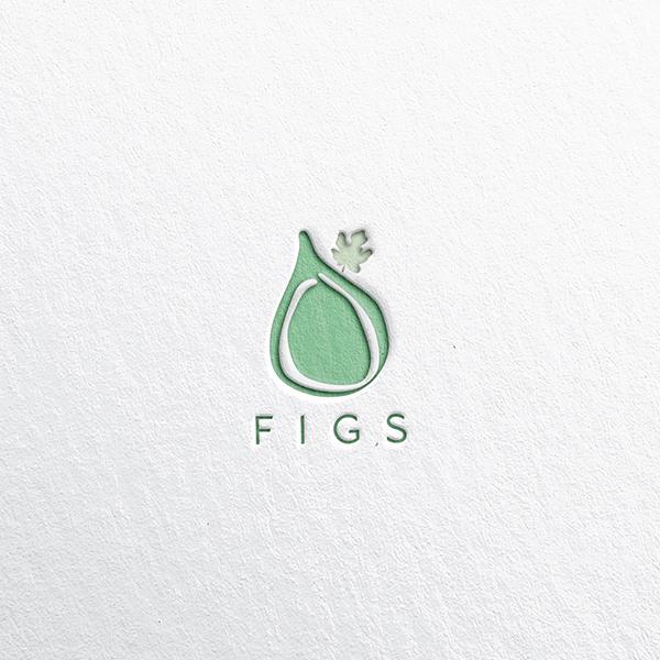 로고 디자인   Figs (피그스)   라우드소싱 포트폴리오