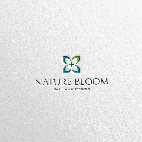 로고 디자인 | 아토피 관련 바이오 화장... | 라우드소싱 포트폴리오
