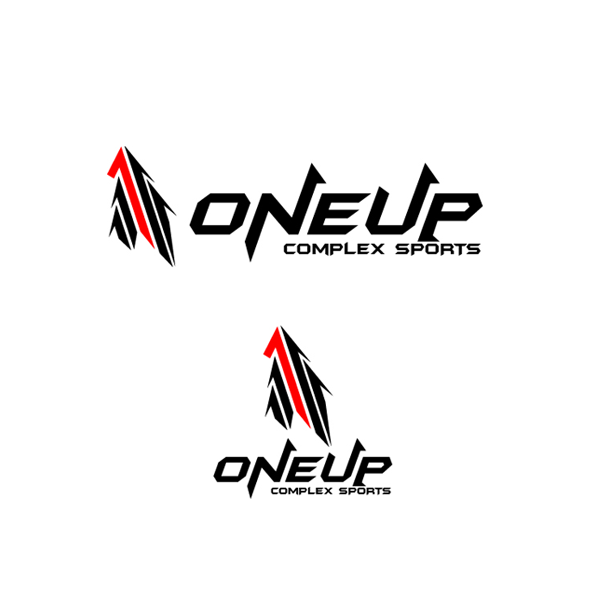 로고 디자인 | oneup | 라우드소싱 포트폴리오