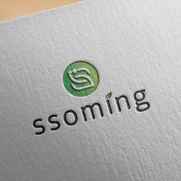 로고 디자인 | 쏘밍컴퍼니 | 라우드소싱 포트폴리오