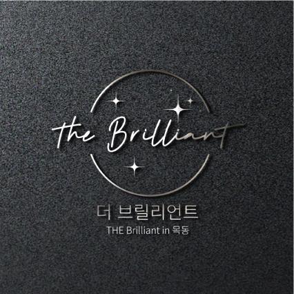 로고 디자인 | THE Brilliant  | 라우드소싱 포트폴리오