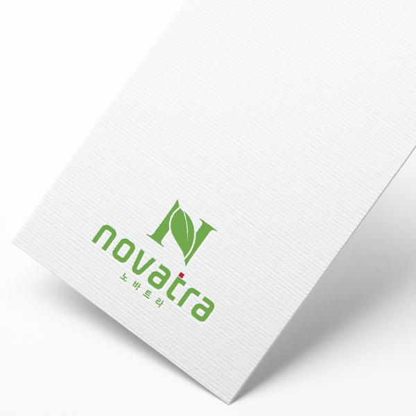 로고 + 명함 | 노바트라  | 라우드소싱 포트폴리오