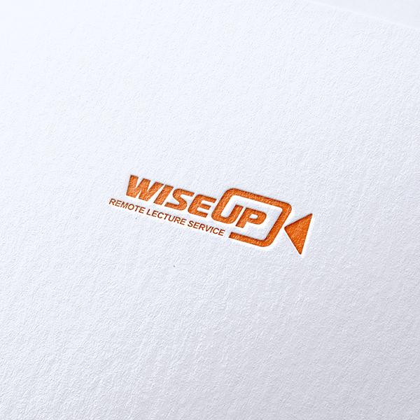 로고 디자인 | (주)와이즈업 | 라우드소싱 포트폴리오