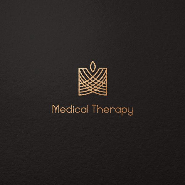 로고 디자인 | 메디컬 테라피 로고 디자... | 라우드소싱 포트폴리오