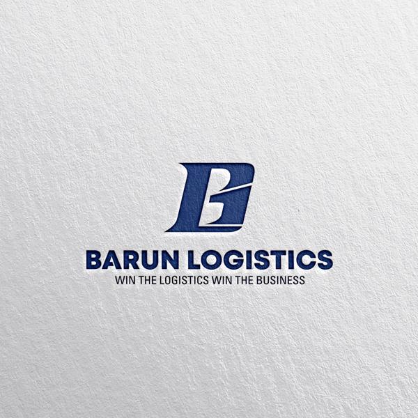 로고 + 명함 | 해운/물류기업 바른로지스... | 라우드소싱 포트폴리오