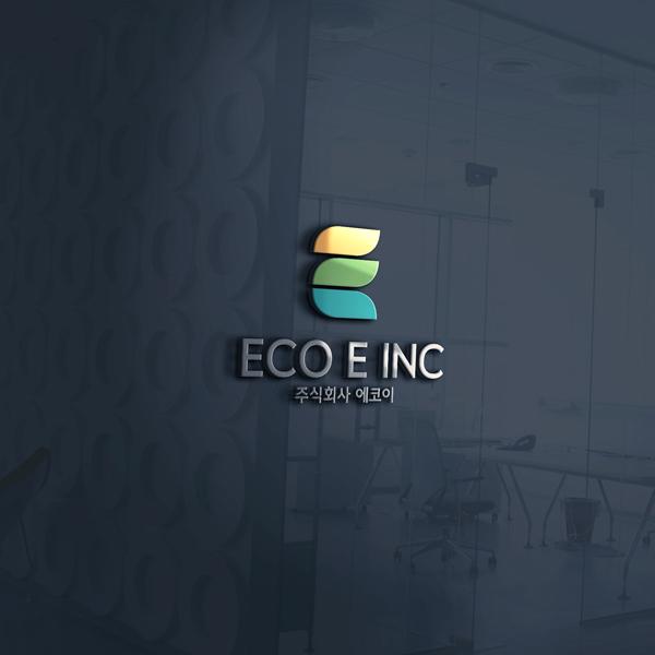 로고 디자인 | (주)에코이 로고 디자인의뢰 | 라우드소싱 포트폴리오