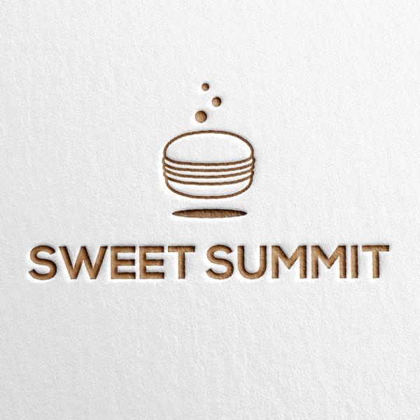로고 디자인 | SWEET SUMMIT (스윗써밋) | 라우드소싱 포트폴리오