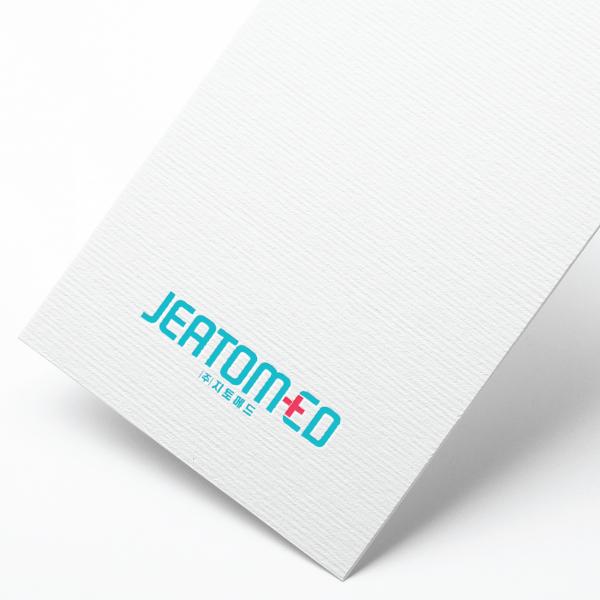로고 디자인   (주)지토메드   라우드소싱 포트폴리오