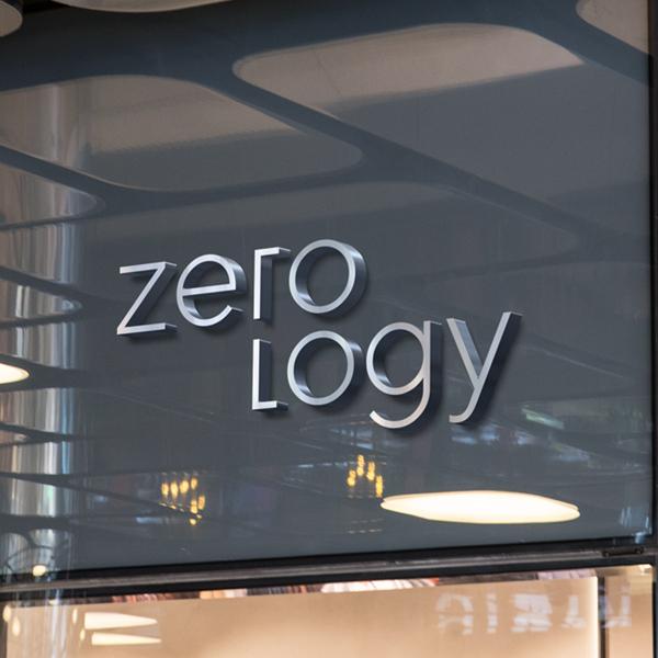 로고 디자인 | Zerology | 라우드소싱 포트폴리오