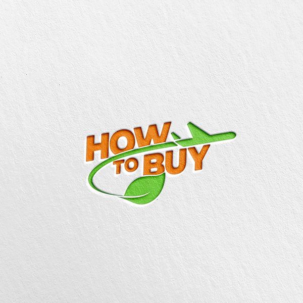 로고 디자인 | 하우투바이 (How to buy) | 라우드소싱 포트폴리오