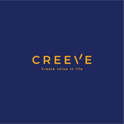 로고 + 명함   CREEVE (크리브)   라우드소싱 포트폴리오