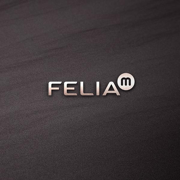 로고 디자인 | FELIA | 라우드소싱 포트폴리오