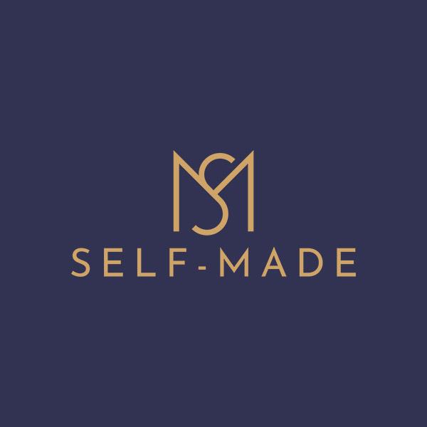 로고 + 명함 | 셀프메이드 브랜드 로고 ... | 라우드소싱 포트폴리오