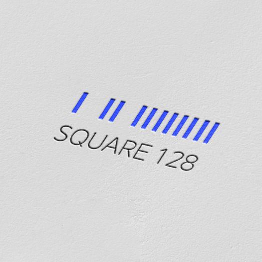 로고 디자인 | SQUARE 128 / ... | 라우드소싱 포트폴리오
