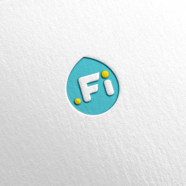 로고 디자인 | 파이(fi) 브랜드 로고의뢰 | 라우드소싱 포트폴리오