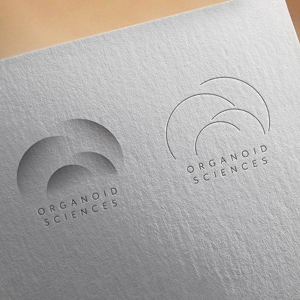 로고 + 간판 | 바이오기업 오가노이드사이... | 라우드소싱 포트폴리오