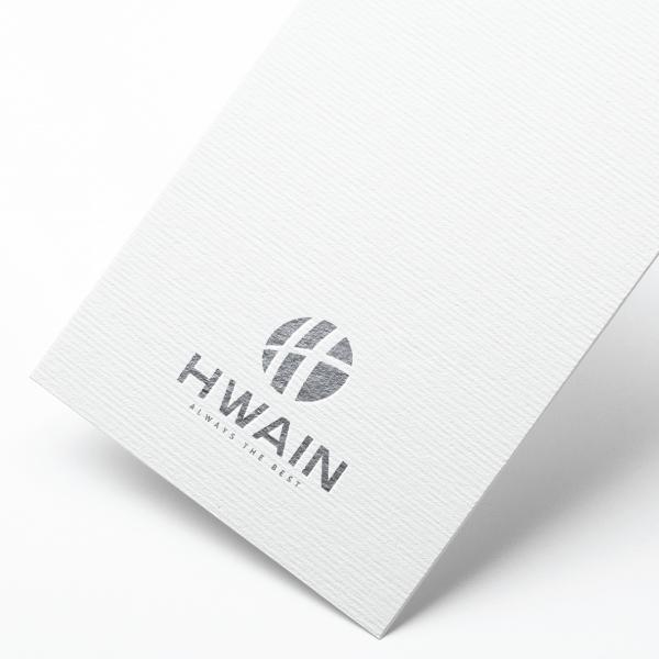 로고 디자인 | (주)화인 | 라우드소싱 포트폴리오