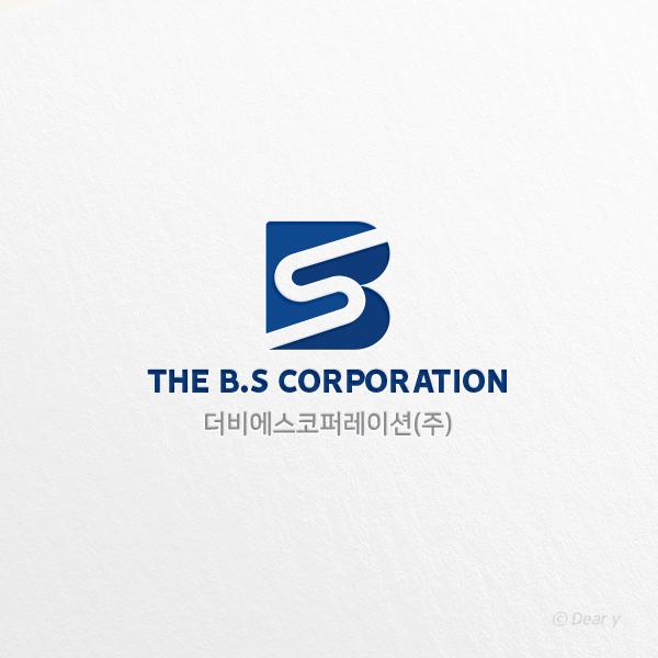 로고 디자인 | 더비에스코퍼레이션(주) | 라우드소싱 포트폴리오