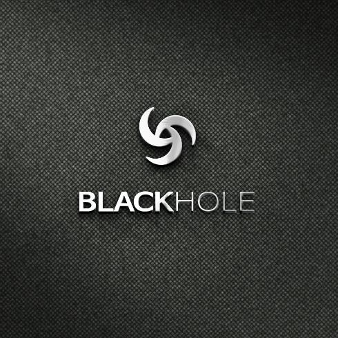 로고 디자인 | 블랙홀디스포저 제품 로고... | 라우드소싱 포트폴리오