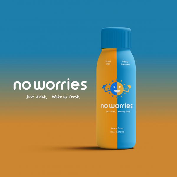 라벨 디자인 | No Worries | 라우드소싱 포트폴리오