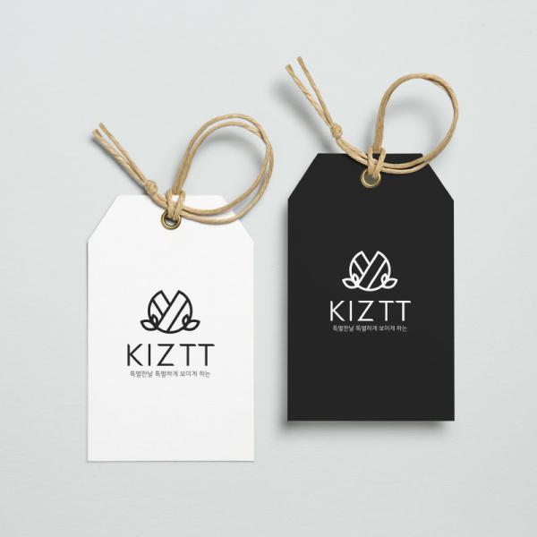 로고 디자인 | 주식회사 키즈톡톡 | 라우드소싱 포트폴리오