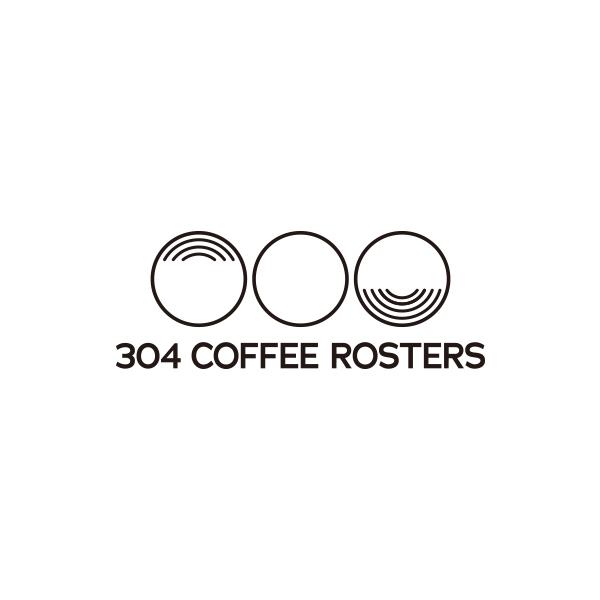 로고 디자인 | 304커피로스터스 (304co... | 라우드소싱 포트폴리오