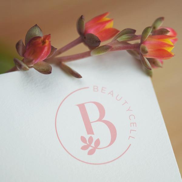 로고 디자인 | BEAUTYCELL | 라우드소싱 포트폴리오