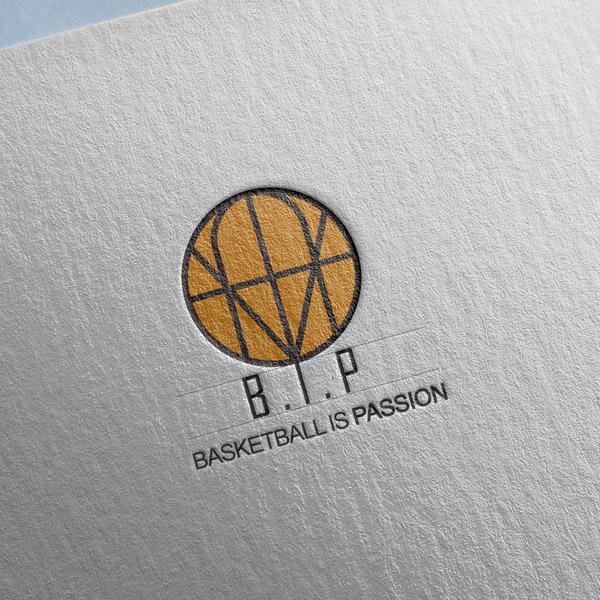 로고 + 간판 | B.I.P  BASKETBAL... | 라우드소싱 포트폴리오