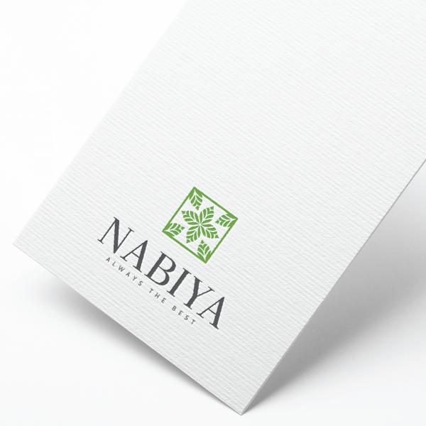 로고 디자인   Nabiya   라우드소싱 포트폴리오
