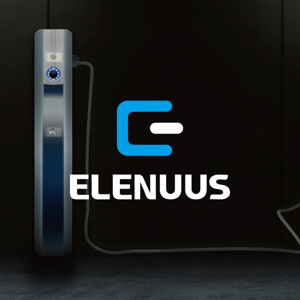 로고 + 명함 | (주)일레누스 | 라우드소싱 포트폴리오