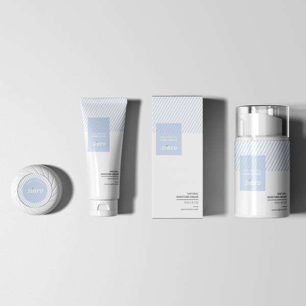 라벨 디자인 | 시아로 천연화장품-천연보... | 라우드소싱 포트폴리오