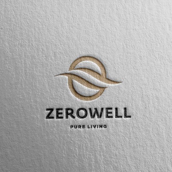 로고 + 명함 | 제로웰 로고디자인 의뢰 | 라우드소싱 포트폴리오