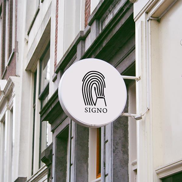 로고 + 명함   시그노(Signo)   라우드소싱 포트폴리오