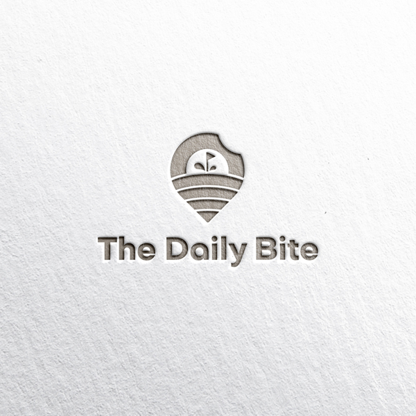 로고 디자인 | The Daily Bit... | 라우드소싱 포트폴리오