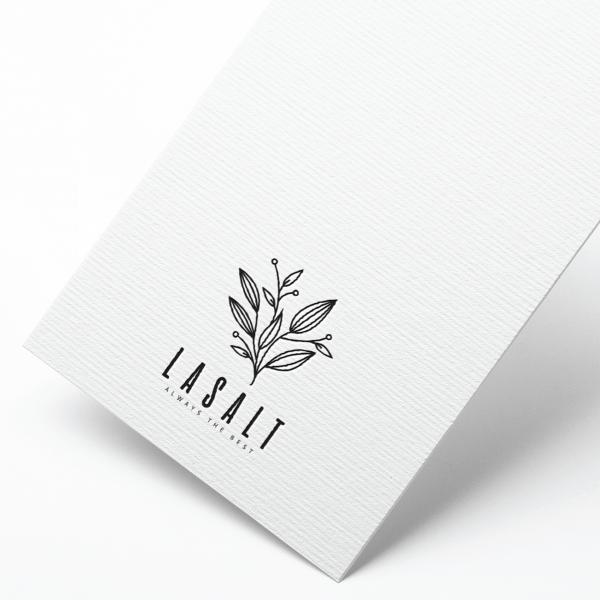 로고 디자인 | 라솔트컴퍼니 | 라우드소싱 포트폴리오