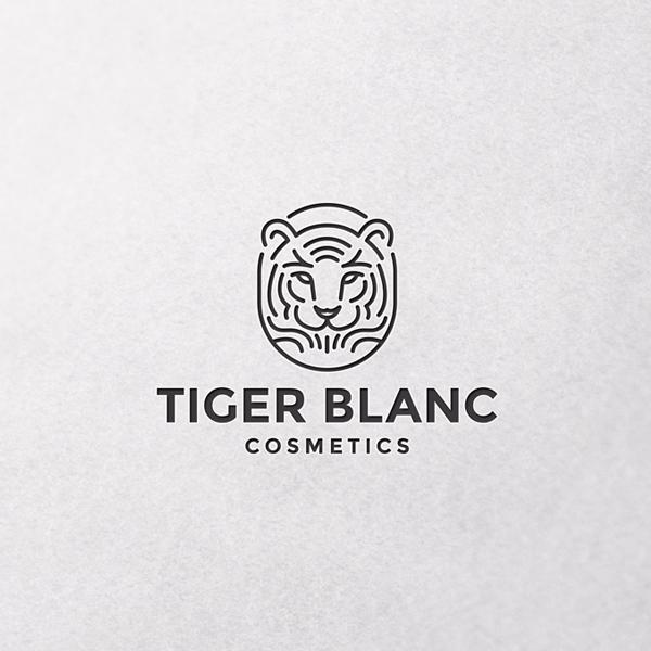로고 디자인 | 타이거블랑 | 라우드소싱 포트폴리오