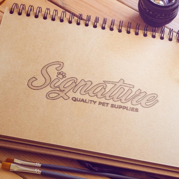 로고 디자인   Signature   라우드소싱 포트폴리오
