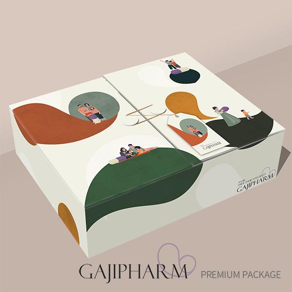 패키지 디자인   건강기능식품 선물박스패키...   라우드소싱 포트폴리오
