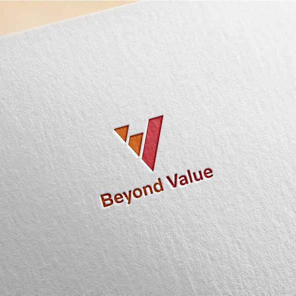 로고 디자인 | 비욘드밸류 (Beyond Va... | 라우드소싱 포트폴리오