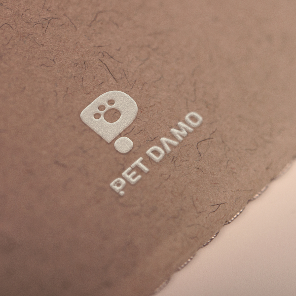 로고 디자인   PETDAMO   라우드소싱 포트폴리오