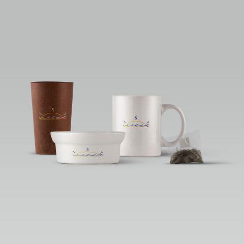 로고 + 간판 | 카페 west157 로고... | 라우드소싱 포트폴리오