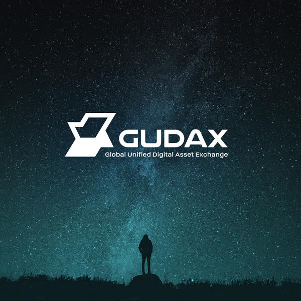 로고 + 명함   GUDAX   라우드소싱 포트폴리오