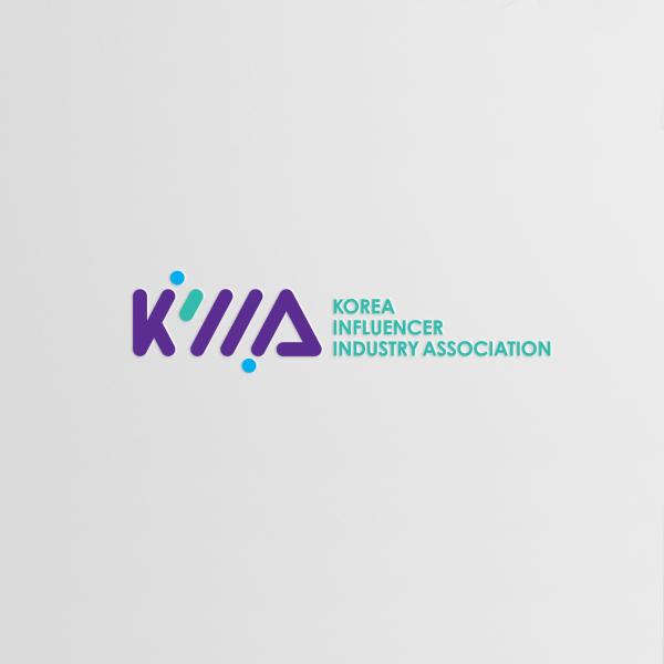 로고 디자인 | 한국인플루언서산업협회(KIIA... | 라우드소싱 포트폴리오