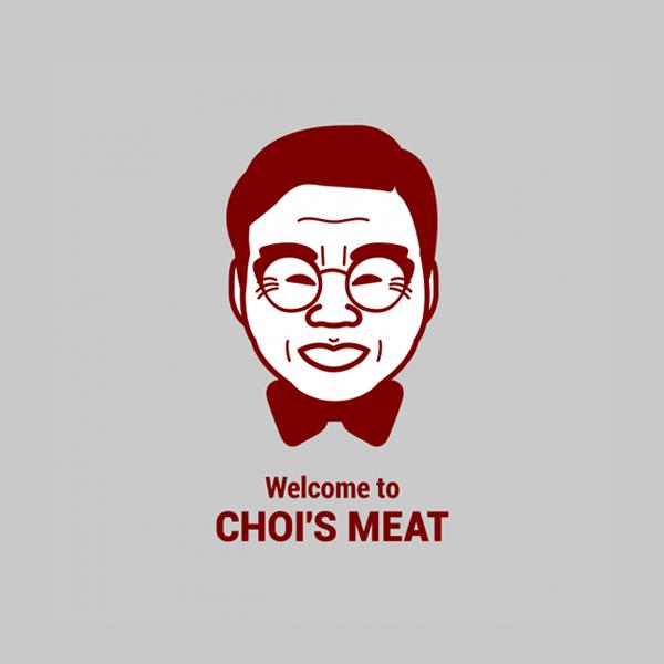 로고 디자인 | 마장동 최사장의 Choi... | 라우드소싱 포트폴리오