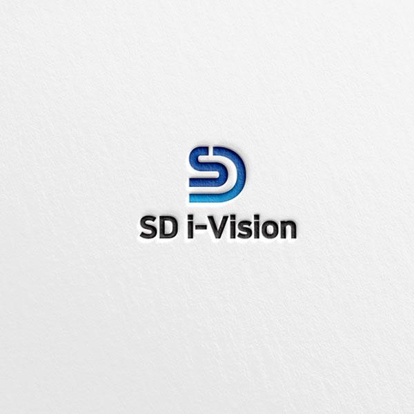 로고 디자인 | SD i-Vision 로... | 라우드소싱 포트폴리오