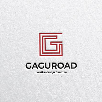 로고 디자인 | 가구로드 로고 디자인 의뢰 | 라우드소싱 포트폴리오