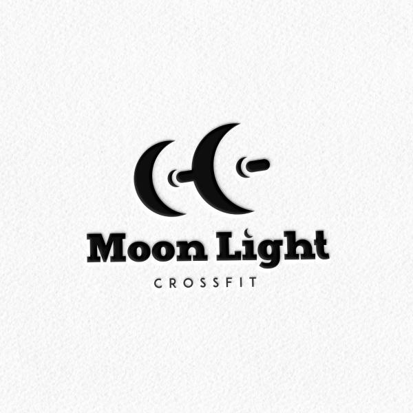 로고 디자인   크로스핏 문라잇   라우드소싱 포트폴리오